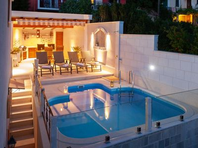Photo for ctma136 - Old Dalmatian house with pool, up to 5 persons