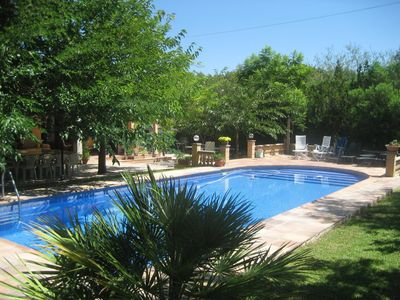 Photo for 3BR Villa Vacation Rental in Esporles, Illes Balears