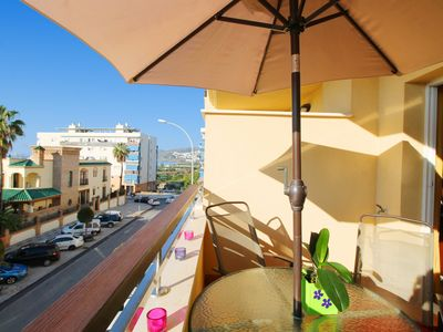 Photo for 1081 Apartment Poseidon - Apartment for 4 people in Nerja