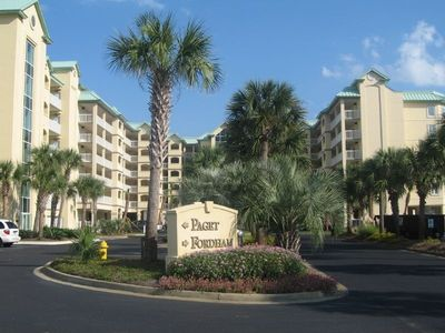 Photo for Luxurious Lowcountry Million $ Oceanfront Condo, Litchfield SC