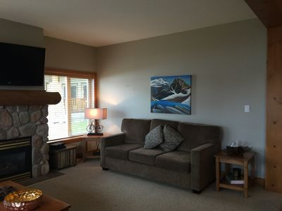 Photo for Updated Kimberley Northstar Ski In/Out  2 Bdrm, 2 Bath Condo At top Of T BAR
