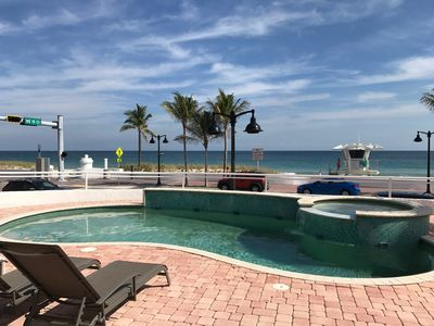 Photo for Ocean Views, on the Beach, State of the Art House, Jacuzzi, Pool, Best Location