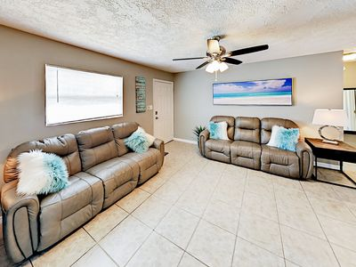Photo for 10 minutes to Sarasota Bay! 3BR w/ Yard - Walk to Shops, Ballpark & BMX Track