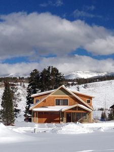 Photo for Deluxe 4 BR/3 BA Vacation Home * XC ski-in/ski-out *on Winter Park shuttle route