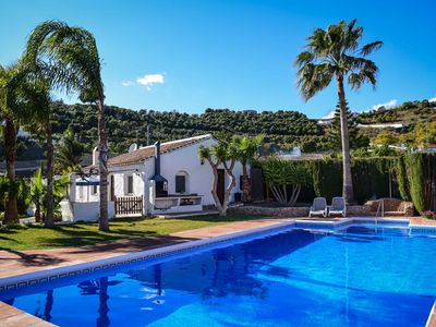 Photo for Deluxe Detached Cortijo Frigiliana