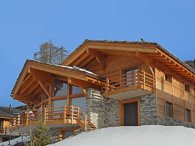 Photo for Vacation home Sebas in Nendaz - 8 persons, 4 bedrooms