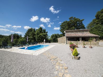 Photo for Holiday house Buzet for 1 - 4 persons with 2 bedrooms - Holiday home