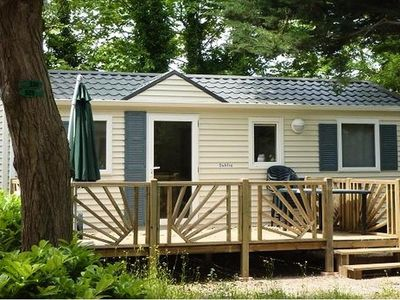 Photo for Camping Le Sainte Marie **** - Mobile home Rubis 3 Rooms 5 Persons