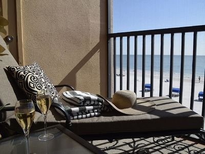 Photo for *No Travel Restrictions Here!*  Villa Madeira #309 Madeira Beach Beach front