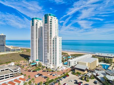 Photo for Oceanfront Condo! Amazing ocean views! Sapphire #602! Resort Pool/Hot Tub, Gym, & Spa!