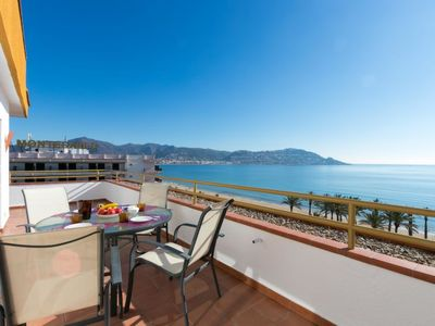 Photo for Apartment Roses Holiday Center  in Roses, Costa Brava - 4 persons, 2 bedrooms