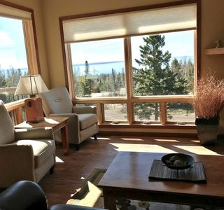 Photo for HERITAGE ON THE HILL...3 or 4 bdrms., 3 bathrooms overlooking Lake Superior
