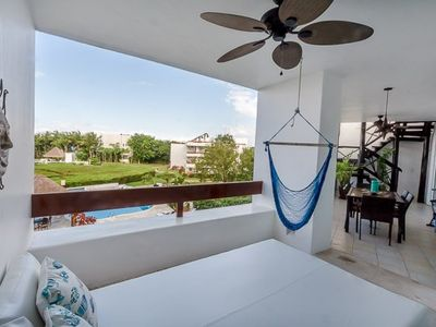 Photo for Penthouse Condo with Rooftop Solarium