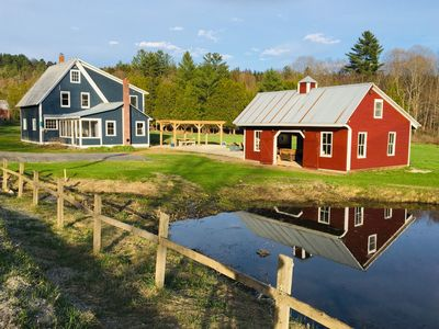 Photo for Burke Hollow Farmhouse - 5 Minutes from East Burke