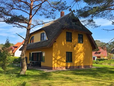 Photo for Reet-Ferienhaus - 4 Rooms - Glowe - Thatched Cottage Dünenresidenz - RZV