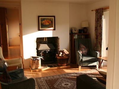 Photo for Spacious 4 bedroom cottage in stunning countryside with secluded 3/4 acre garden
