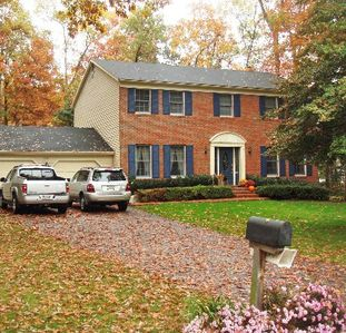 Photo for A large house with plenty of space to play, plus a pool table, and ample parking.
