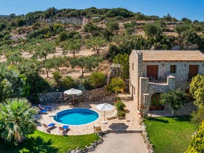 Photo for Vacation home Villa Lofos  in Adele, Crete - 6 persons, 3 bedrooms