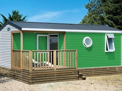 Photo for Camping Les Sables d'Argent *** - Mobile home West Coast 3 Rooms 2/4 People