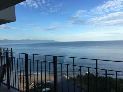 Photo for Stunning Oceanfront Condo in The Grand Venetian - Puerto Vallarta
