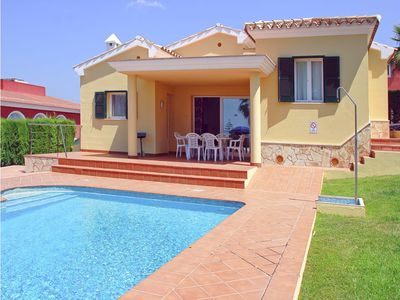 Photo for Magnificent three bedroom villa, built on one level.