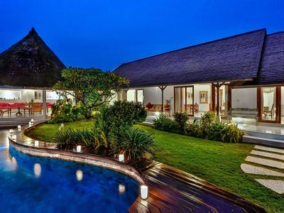 Photo for 3BR Lovely villa in Near Oberoi Seminyak