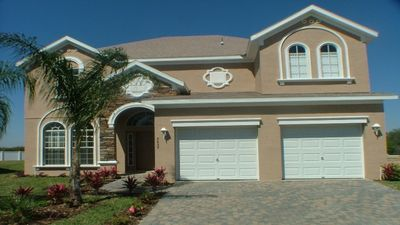 Photo for Modern Bargains - Sand Hill - Feature Packed Contemporary 5 Beds 3 Baths Villa - 11 Miles To Disney