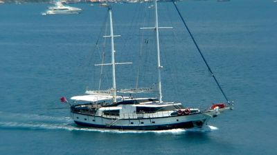 Photo for Esma Sultan 2 Gulet Yacht.  Air Conditioning 2 Master , 1 Double , 1 Twin cabins