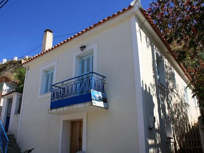 Photo for In the center of Koroni: holiday house in sloping location | Messenia, Peloponne
