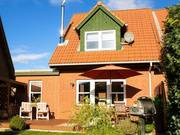 Family-friendly holiday home in rural Dänschendorf