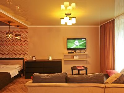Photo for 1BR House Vacation Rental in Moscow