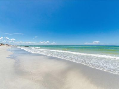 Photo for Direct Gulf front updated 2/2 Condo in Madeira Beach!