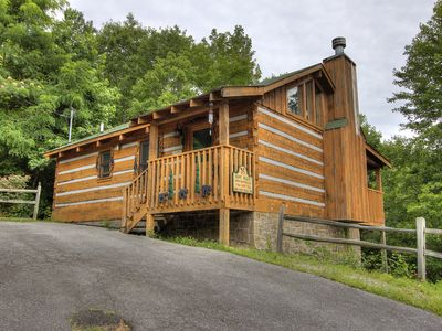 Photo for 1 Bedroom 1 Bathroom with a Great Mountain View on Bluff Mountain!