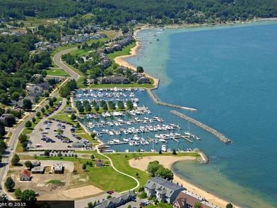 Photo for Lake Charlevoix Carriage House - Beautiful Lake View Vacation