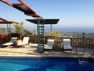 Photo for Panoramic With Spectacular Views, Fantastic Location, Private Swimming Pool