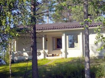 Photo for Vacation home Vaikon loma ja lohi in Kaavi - 5 persons, 2 bedrooms
