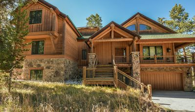 Photo for Beautiful Home w/Hot Tub. Perfect for a Family Summer Getaway! Low Summer Rates!