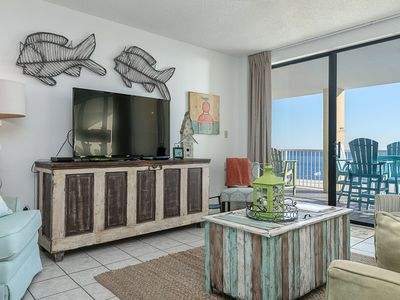 Photo for Summer House On Romar Beach #404A: 3 BR / 2 BA condo in Orange Beach, Sleeps 8