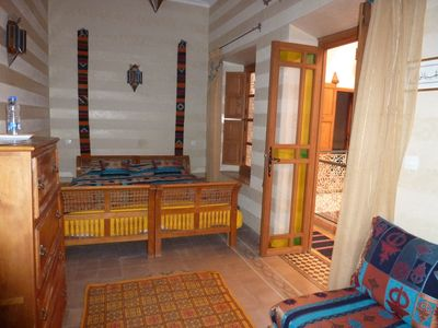 Photo for MARRAKECH Bed and Breakfast in riad Dar Mar'Ouka