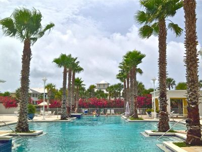Photo for Carillon Beach Resort, 1 Bedroom King Deluxe, Queen Sleeps 4