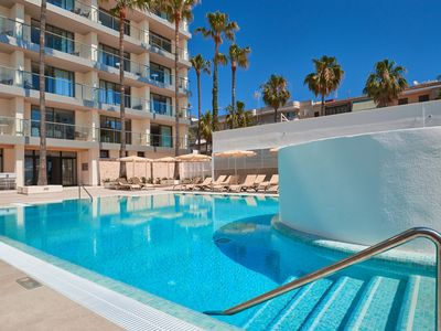 Photo for Holiday apartment Cala Millor for 1 - 4 persons with 1 bedroom - Holiday apartment