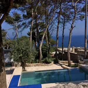 Photo for Salento Puglia Villa private pool facing the sea