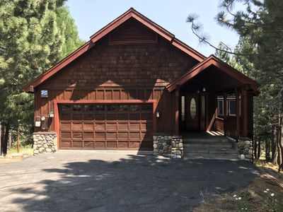 Photo for Beautiful Spacious Retreat, Tahoe Donner. Relaxation for Families and Friends!