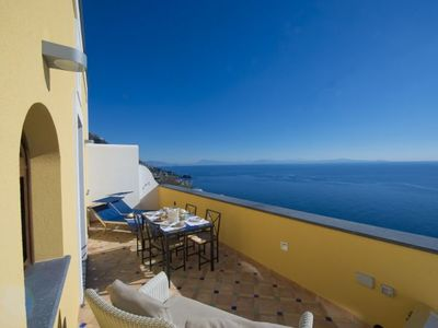 Photo for 2 bedroom Villa, sleeps 5 with Air Con and FREE WiFi