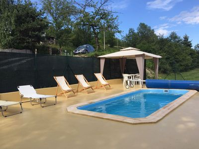 Photo for RUSTIC LANGA RELAX WITH POOL