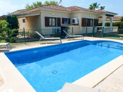 Photo for House Sagoplaya in Porto Alcudia for 6 persons with pool and garden.