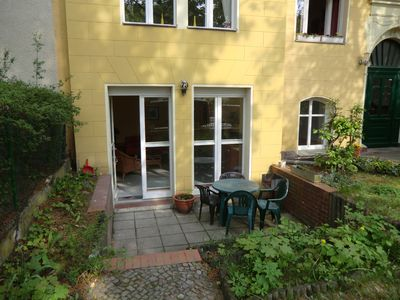 Photo for tastefully furnished & quiet apartment in West Lichterfelde