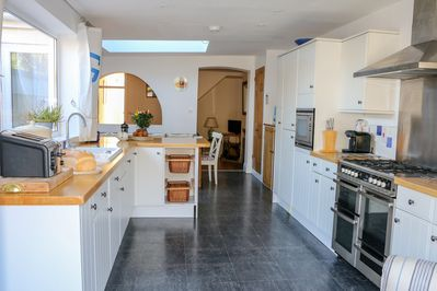 Spacious Terraced House In Salcombe 4 Bed 2 Bathrooms 2 Lounges Parking Salcombe