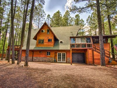 Photo for Party pad in the woods.  Sleeps 16