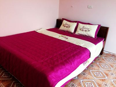 Photo for Garden Homestay Ninh Bình - Double Room with Mountain view